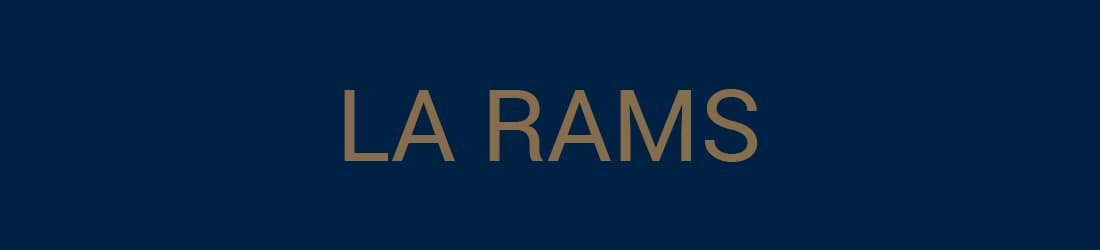 LA Rams Tailgate Packages