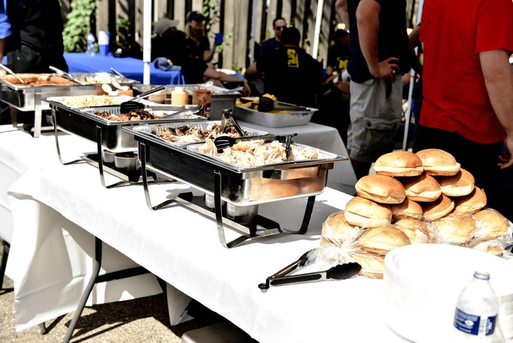 Tailgate Catering