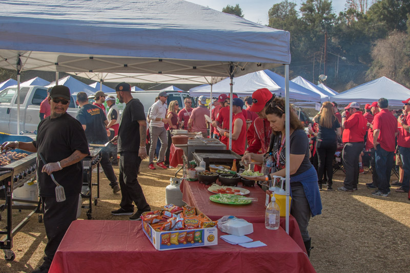 Tailgater Concierge Rose Bowl Tailgate Packages