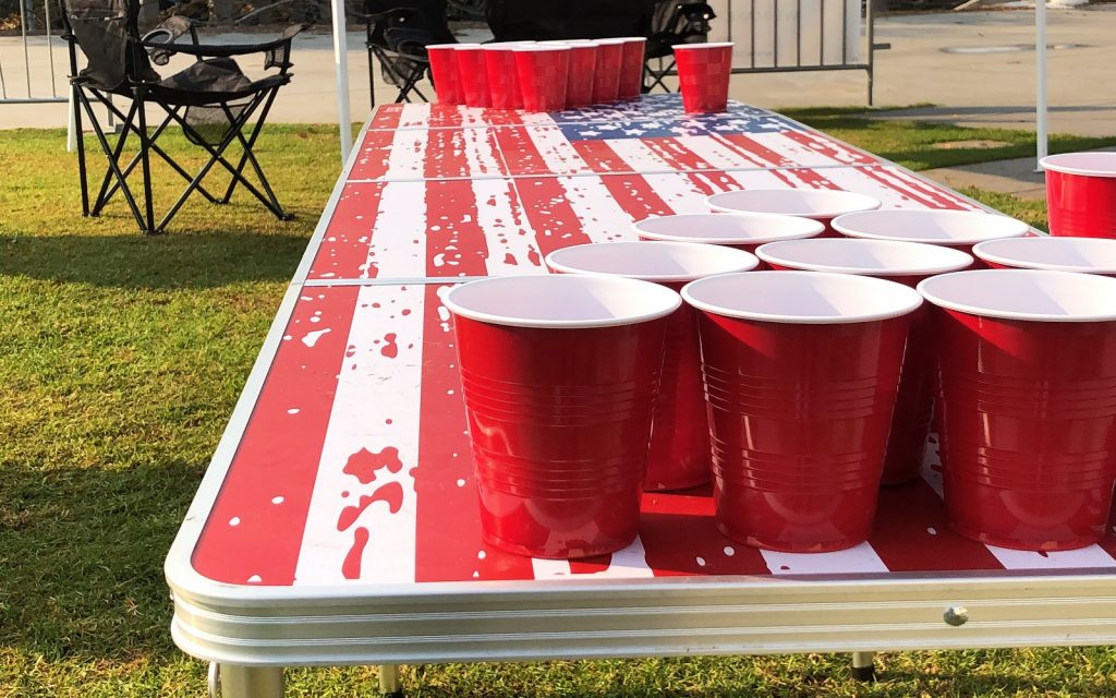 Beer Pong Tailgate