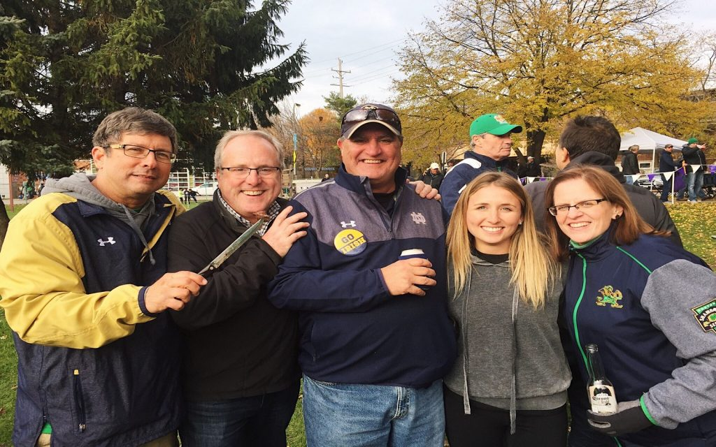 Notre Dame Tailgate