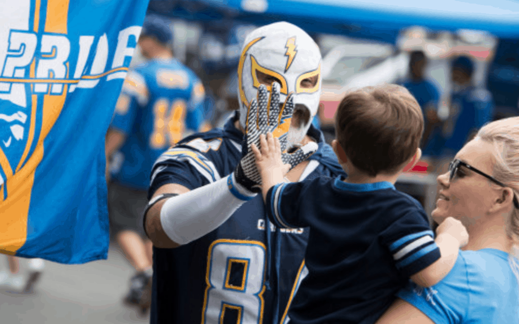 Chargers Tailgate
