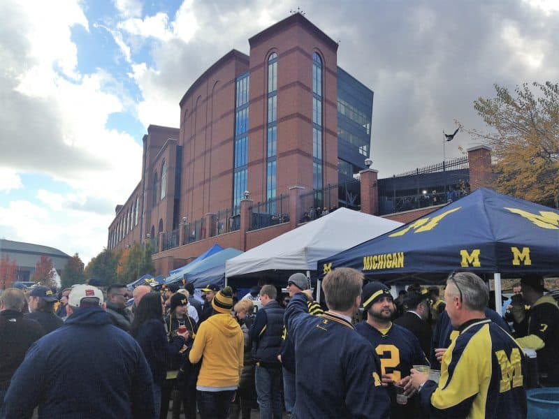 Tailgate Guide for University of Michigan Football Games