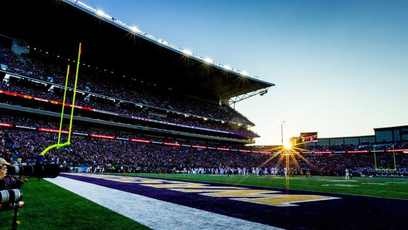 UW Football Stadium