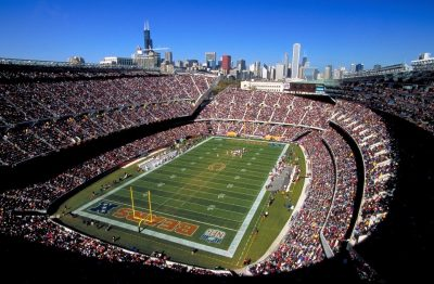 Tailgate Service at Chicago Bears Football Games