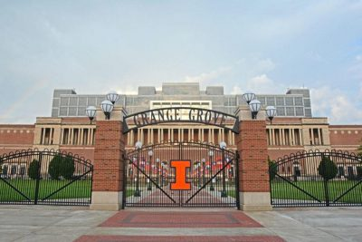 Tailgate Service at University of Illinois