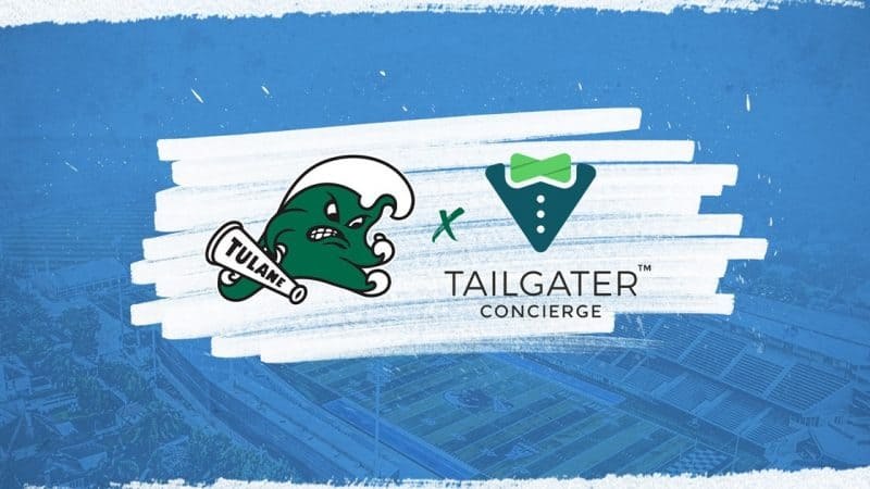 Tailgating Service at Tulane