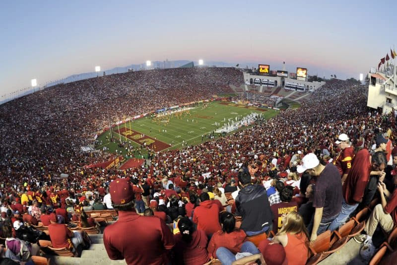 Tailgating Guide to USC