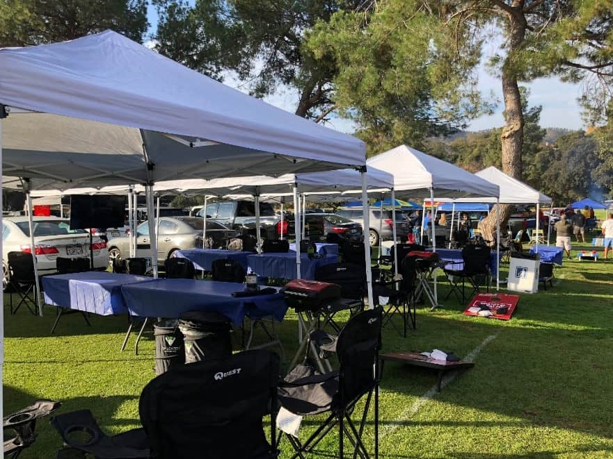 Tailgating at the Rose Bowl with Tailgater Concierge
