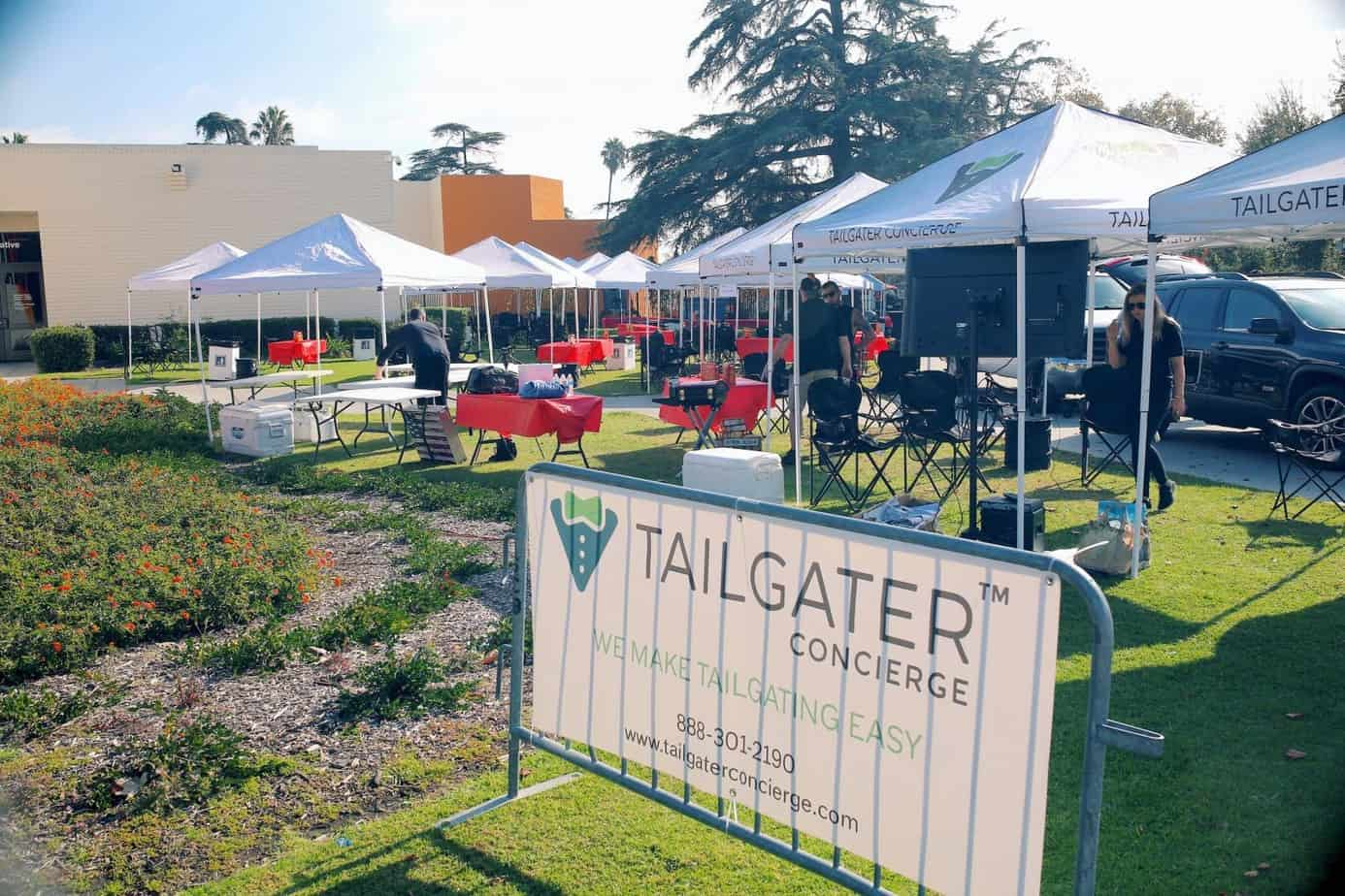 Tailgating Service at USC