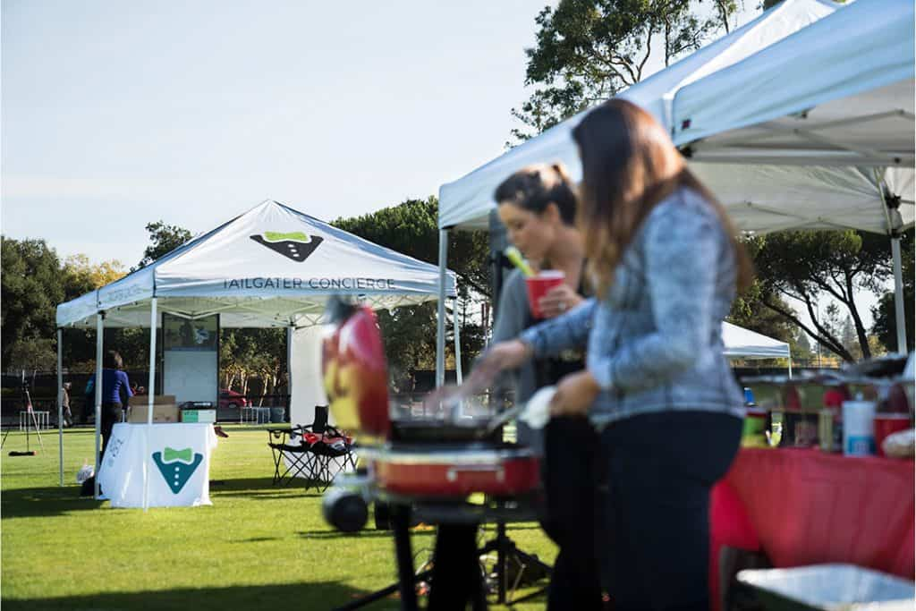 Holiday Bowl Tailgate Service