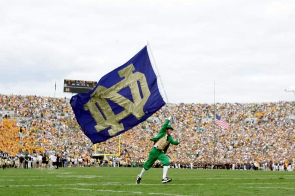 Notre Dame vs Wisconsin Tailgate Service