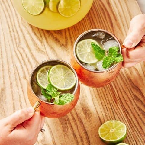 Superbowl Party Drink Idea