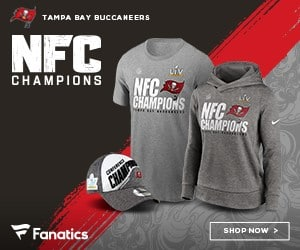 Tampa Bay Buccaneers NFC Champions