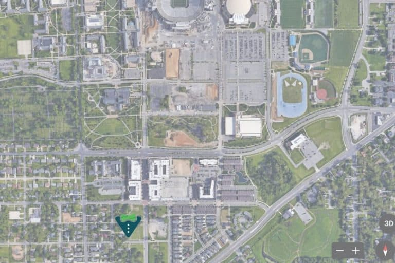 Notre Dame Tailgate Space