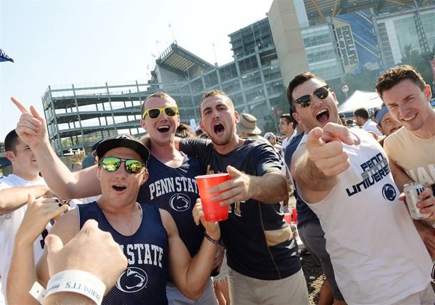 Tailgating at Penn State